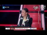 Житель Китая казахского происхождения по имени Таскын выступил на шоу Голос Китая с песней Дударай